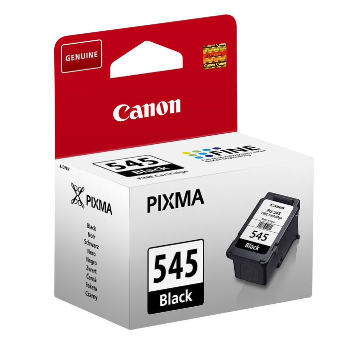 CANON PG-545 Black - thumb - MediaWorld.it