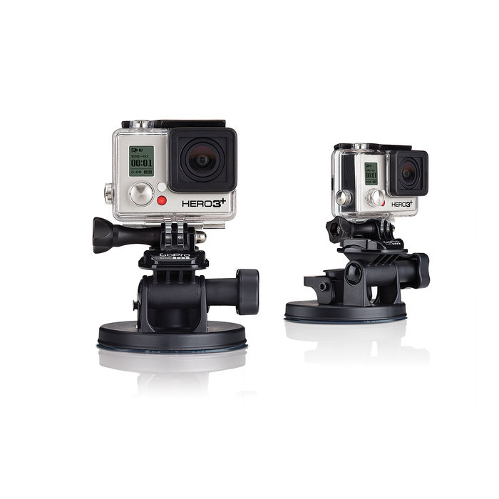 GOPRO SUCTION CUP+ - thumb - MediaWorld.it