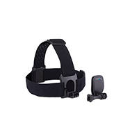 Accessorio di fissaggio per GoPro HERO GOPRO HEAD STRAP+ su Mediaworld.it