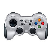 Joypad, controller avanzato in stile console LOGITECH F710 su Mediaworld.it