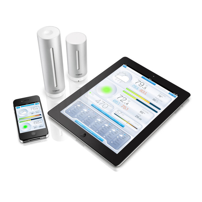 NETATMO Stazione Meteo In/Out - thumb - MediaWorld.it