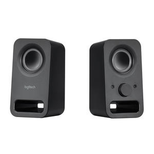 LOGITECH Multimedia Speakers Z150 Black - MediaWorld.it