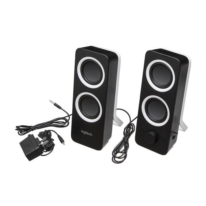 LOGITECH Multimedia Speaker Z200 Nero - thumb - MediaWorld.it