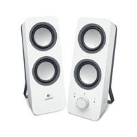 Casse PC LOGITECH   Multimedia Speaker Z200 Bianco su Mediaworld.it