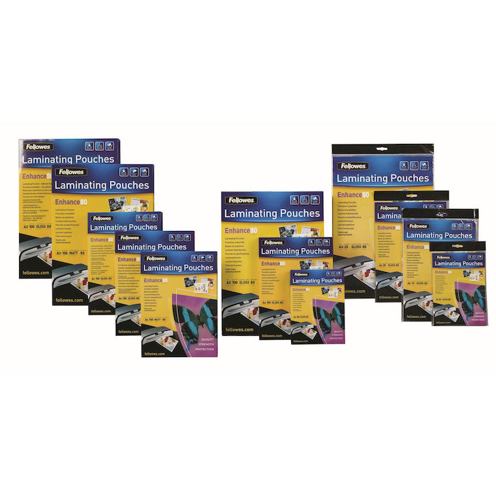 FELLOWES Pouches lucide A3 5306207 - thumb - MediaWorld.it