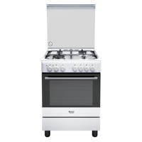 cucina a gas HOTPOINT H6TMH2AF (W) IT su Mediaworld.it