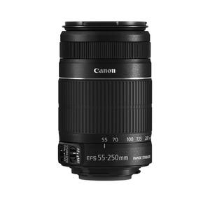CANON 55-250mm f/4-5.6 IS STM - thumb - MediaWorld.it