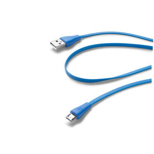 CELLULAR LINE Data Cable Micro USB Blu - thumb - MediaWorld.it