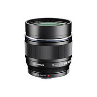 Obiettivi Mirrorless OLYMPUS 75mm 1:1:8 Black su Mediaworld.it