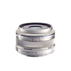 OLYMPUS 17mm 1:1.8 Silver - MediaWorld.it