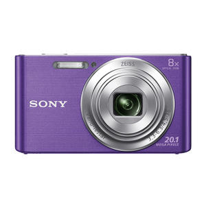 SONY DSC-W830 Violet - thumb - MediaWorld.it