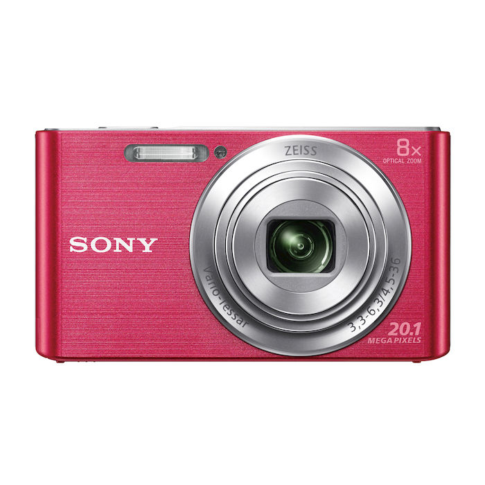 SONY DSC-W830 Pink - thumb - MediaWorld.it