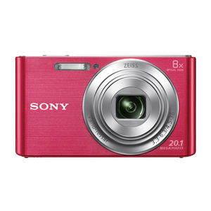 SONY DSC-W830 Pink - MediaWorld.it