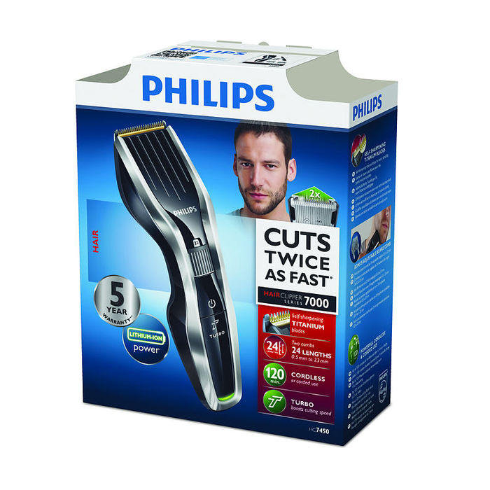 PHILIPS HC7450/80 - thumb - MediaWorld.it
