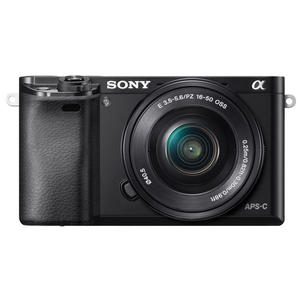 SONY Alpha ILCE-6000L + 16-50mm Black - MediaWorld.it