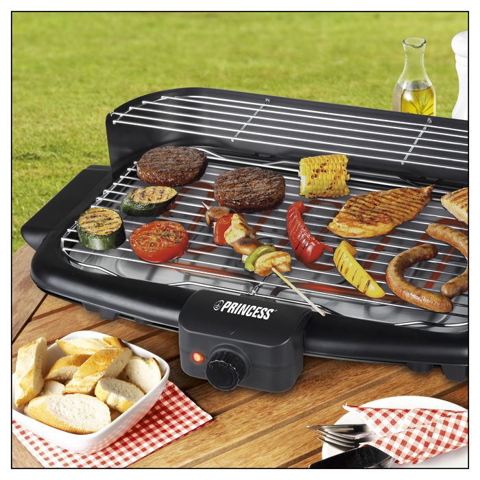 PRINCESS Classic Electric BBQ 112247 - thumb - MediaWorld.it