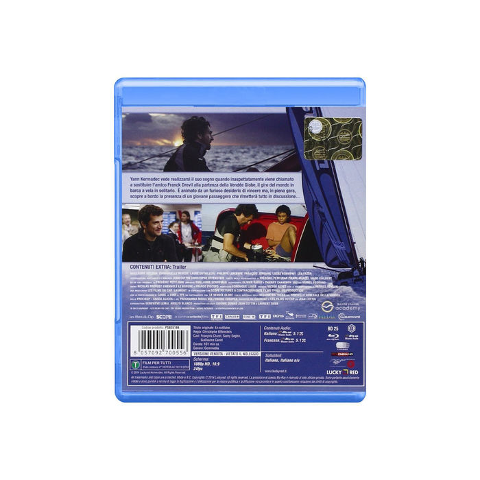 In solitario - Blu-Ray - thumb - MediaWorld.it