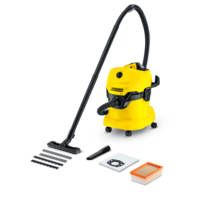 Bidoni KARCHER Aspiratutto WD 4 su Mediaworld.it