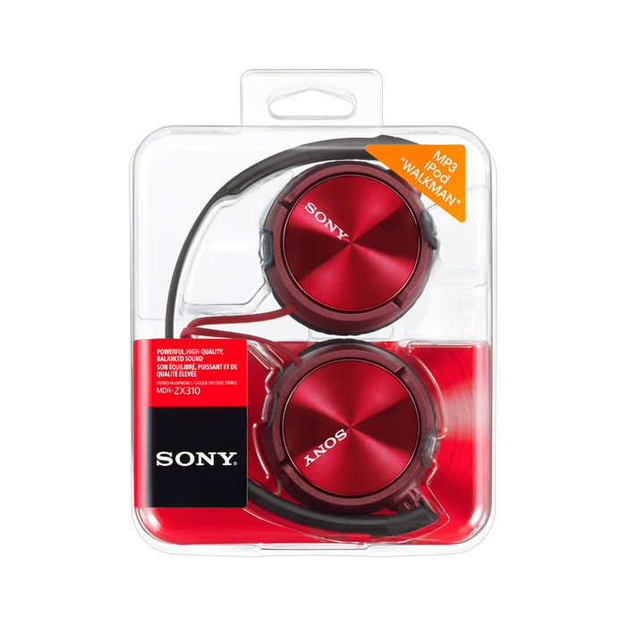SONY MDRZX310R.AE - thumb - MediaWorld.it
