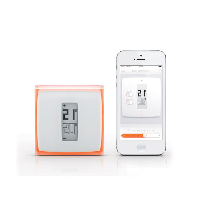 NETATMO Termostato Intelligente - thumb - MediaWorld.it