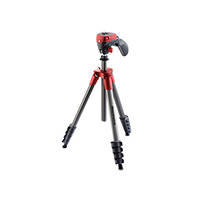 Treppiede Compact Action con testa joystick MANFROTTO MKCOMPACTACN-RD su Mediaworld.it