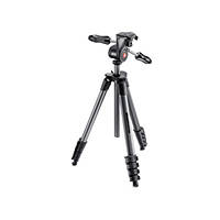 Treppiedi Compact Advanced MANFROTTO MKCOMPACTADV-BK su Mediaworld.it