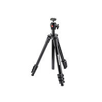 Treppiede Compact Light con testa a sfera MANFROTTO MKCOMPACTLT-BK su Mediaworld.it