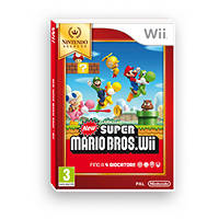 Gioco Wii New Super Mario Bros Selects - WII su Mediaworld.it