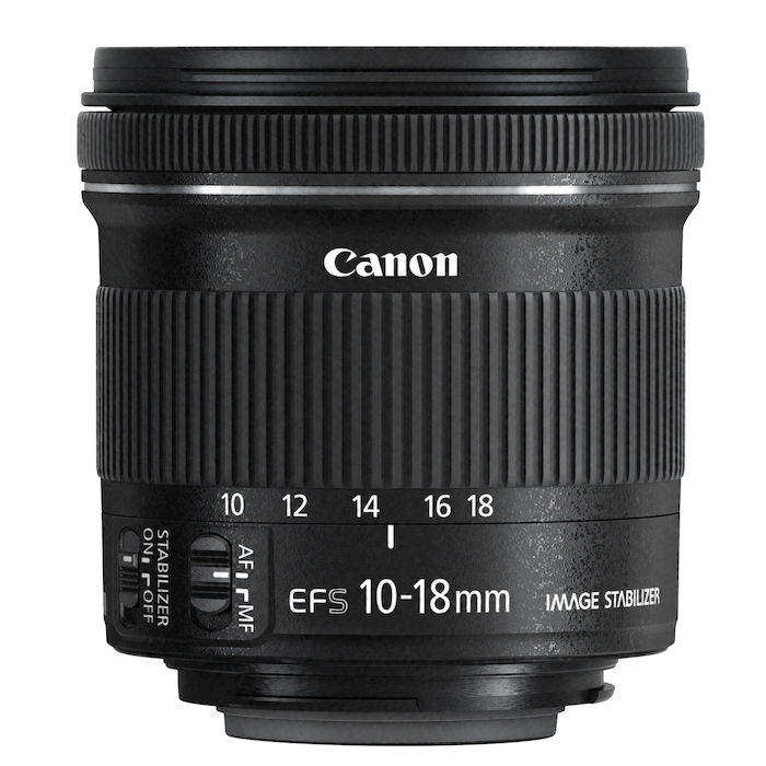 CANON 10-18mm f/4.5-5.6 IS STM - thumb - MediaWorld.it