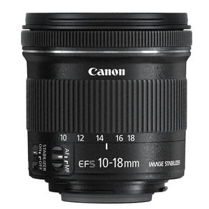 CANON 10-18mm f/4.5-5.6 IS STM - MediaWorld.it