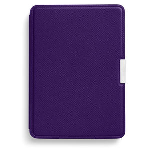 KINDLE Cover Leather per Paperwhite Viola - MediaWorld.it