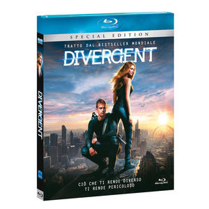 DIVERGENT - Blu-Ray - MediaWorld.it