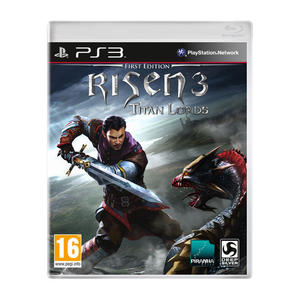 Risen 3: Titan Lords First Edition - PS3