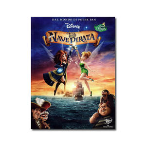 WALT DISNEY TRILLI NAVE PIRATA DVD - thumb - MediaWorld.it
