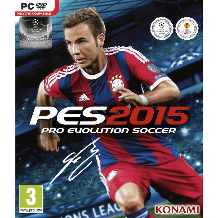 PES 2015 Pro Evolution Soccer Day One Edition - PC - PRMG GRADING OOBN - SCONTO 15,00% - thumb - MediaWorld.it