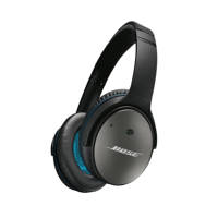 Cuffia stereo BOSE® QUIETCOMFORT 25 DARK iOS su Mediaworld.it
