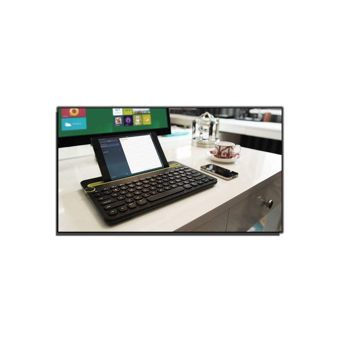 LOGITECH Bluetooth Multi-Device Keyboard K480 - PRMG GRADING OOBN - SCONTO 15,00% - thumb - MediaWorld.it