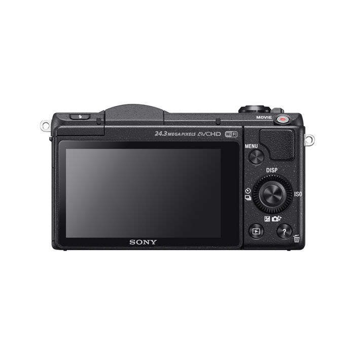 SONY Alpha ILCE-5100L Black - thumb - MediaWorld.it