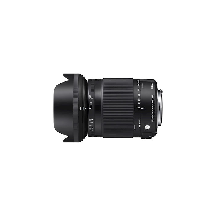 SIGMA 18-300 f/3.5-6.3 HSM per Nikon - thumb - MediaWorld.it
