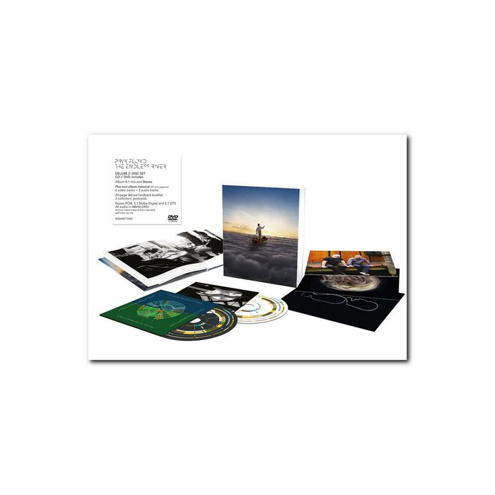Pink_Floyd - The Endless River Edizione Deluxe - thumb - MediaWorld.it