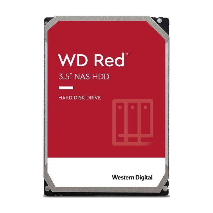 "WD NAS (3,5"" - WD RED) 4TB - thumb - MediaWorld.it"