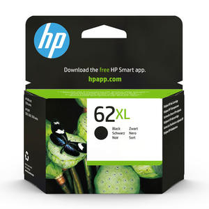 HP 62XL Nero cartuccia d'inchiostro originale XL C2P05AE - MediaWorld.it