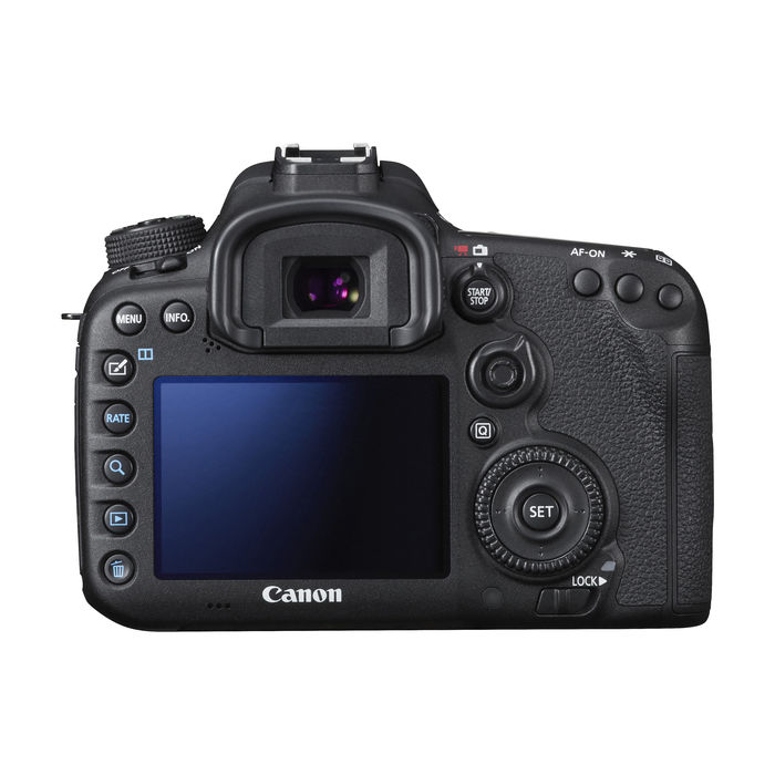 CANON EOS 7D MARK II (BODY) BLACK - thumb - MediaWorld.it