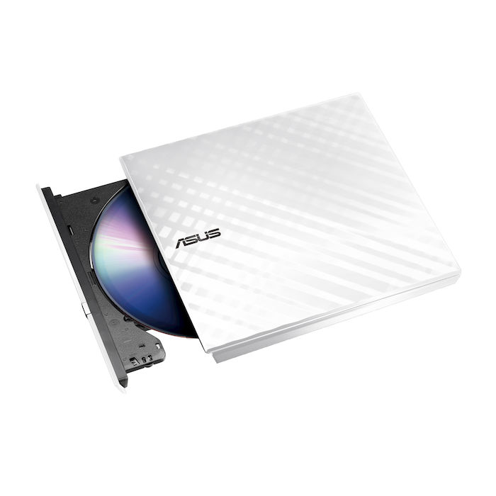 ASUS SDRW-08D2S-U Lite Diamond White - thumb - MediaWorld.it
