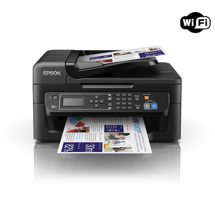 EPSON WorkForce WF-2630WF - thumb - MediaWorld.it