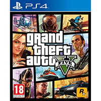 Gioco PS4 GTA 5 Grand Theft Auto 5 - PS4 su Mediaworld.it