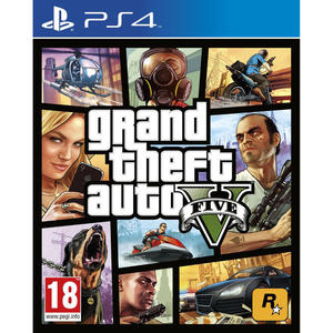 GTA 5 Grand Theft Auto 5 - PS4 - thumb - MediaWorld.it