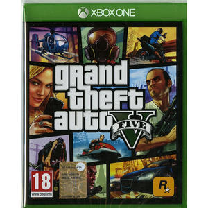 GTA 5 Grand Theft Auto 5 - XBOX ONE - MediaWorld.it