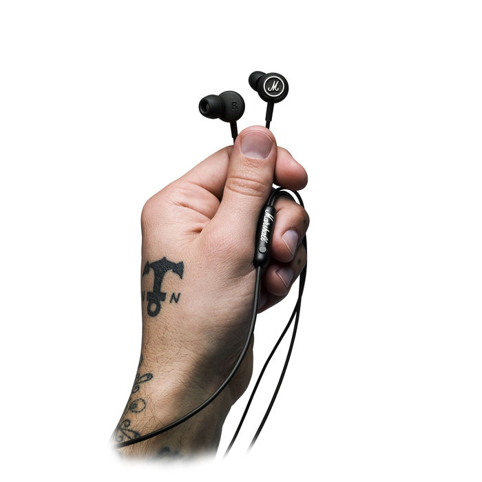 MARSHALL MODE Auricolare Stereo In-Ear - thumb - MediaWorld.it