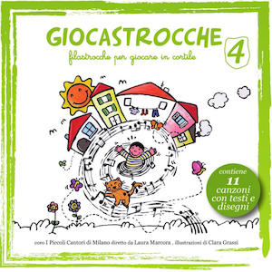 Piccoli Cantori di Milano - Giocastrocche Vol.4 - CD - MediaWorld.it